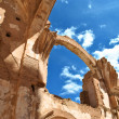 Stock Photo: Church os St. Martin of Tours in Belchite