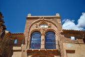 Arco de la Villa in Belchite — Fotografia Stock