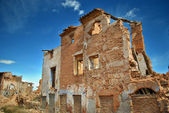 Building destroyed — Stock Photo