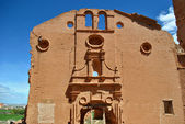Convent of San Rafael in Belchite — Stock Photo