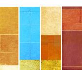 Kolorowe tło obrazu i projektowania elementu z tekstury ziemi — Zdjęcie stockowe