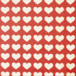 Hearts grunge background — Stock Photo