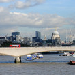 Panorama of the city of london — Stock Photo