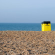 Brighton beach, england - Stock Photo