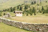 альпийский пейзаж — Стоковое фото