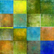Colorful background image and design element with earthy texture — Stock Photo #10526549
