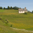 Church in alpine landscape — Stock Photo #9955705