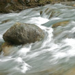 Lovely long exposure of river — Stock Photo