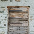Door in an old house — Stock Photo #9957643