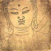 Buda'nın arka plan — Stok fotoğraf