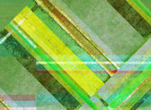 Multi-colored geometric background image with interesting earthy texture — Stock Photo