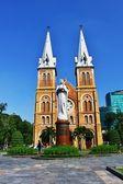 Notre Dame Vietnam — Stock Photo