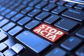 Acta stop — Photo
