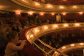 The audience at the opera. Wrocław — 图库照片