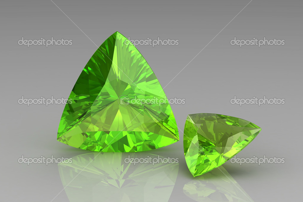 Peridot  Stock Photo #9909078