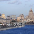 Moscva River and view on centre of Moscow, Russia — Stock Photo #10213343