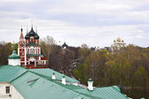 Archangel Michael Church in Yaroslavl — Stock fotografie