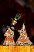 Shri Shri Radha Krishna — Stok fotoğraf