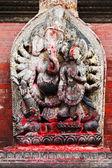 Shri Ganesh murti — Stok fotoğraf