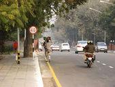 Ulicích Dillí — Stock fotografie