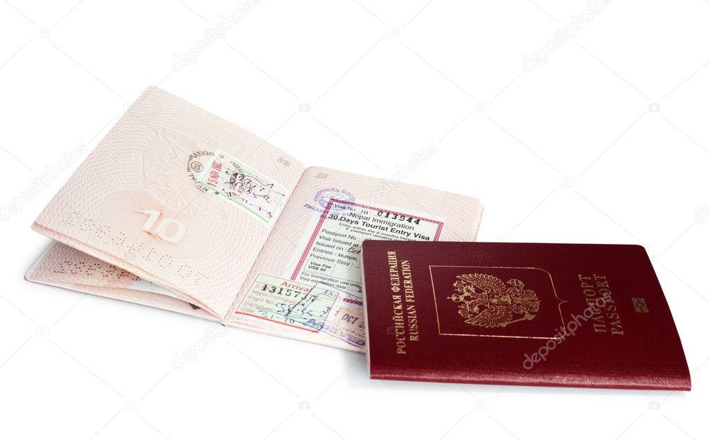 Passaporto Biometrico Italiano Nuovo Passaporto Biometrico Della Federazione Russa Con Visto Turistico