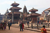 Patan Durbar Square, Kathmandu, Nepal — Stock Photo