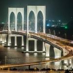 Macau bridge — Stock Photo #9916700