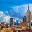 Stock Photo: Manhatt- New York City Skyline