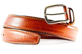 Leather Belt — 图库照片