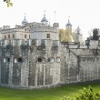 Stock Photo: LONDON, UK - APRIL 30: Panoramic shot of the Tower of London. Ap
