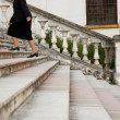 Stairs Climber — Stock Photo