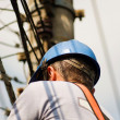 Stock Photo: Utility Worker