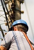 Trabajador de utilidad — Foto de Stock