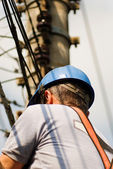 Utility Worker — Stock Photo