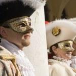 Постер, плакат: Venice Carnival Performers