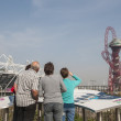 Olympic Park sightseeing — Stock fotografie