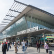 Stratford Station in London — Stock Photo