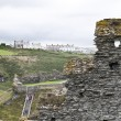 Tintagel Castle - Stock Photo