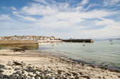 Port St. Ives, Cornwall, UK — Stock Photo