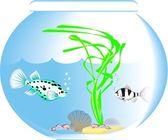 Aquarium — Stockvector