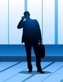Business men — Stock Vector
