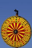 Kronan och ankare hasardspel helbild vertikala — Stockfoto