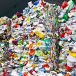 Stock Photo: Plastic Recycling