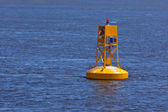 Yellow Buoy — Stock Photo