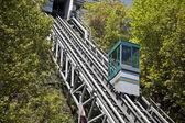 Hillside Tram — Stock Photo