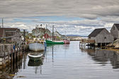 Peggy's Cove Nova Scotia — Stock Photo