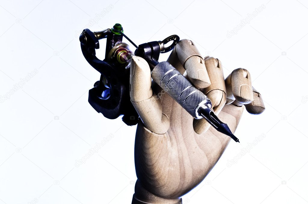 Tattoo Stock Photos: Stock Photo © Tomhooliganov #10182942