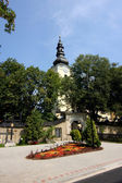 Church of saint Catherine in Nowy Targ — Foto Stock