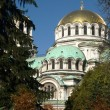 Cathedral Alexander Newski,Sofia,Bulgaria — Stock Photo