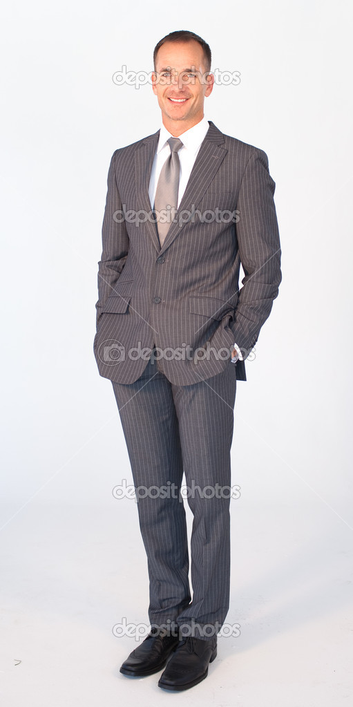 Человек В Полный Рост В Одежде